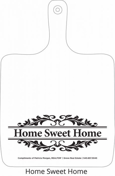 Engraved Cheese Serving Board